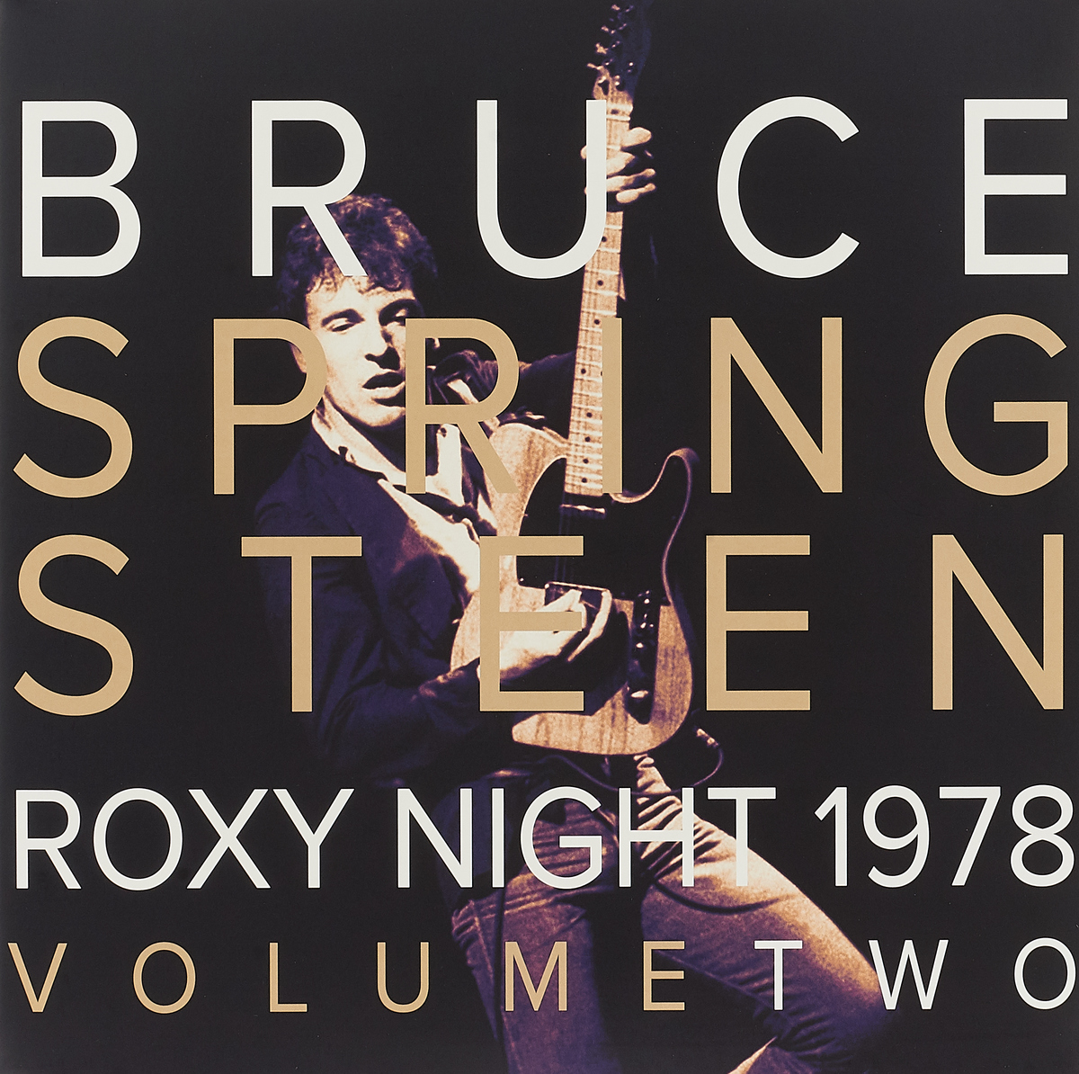 Брюс Спрингстин Bruce Springsteen. 1978 Roxy Night Vol.2 (2 LP) брюс спрингстин bruce springsteen passaic night 1978 the classic new jersey broadcast volume two 2 lp