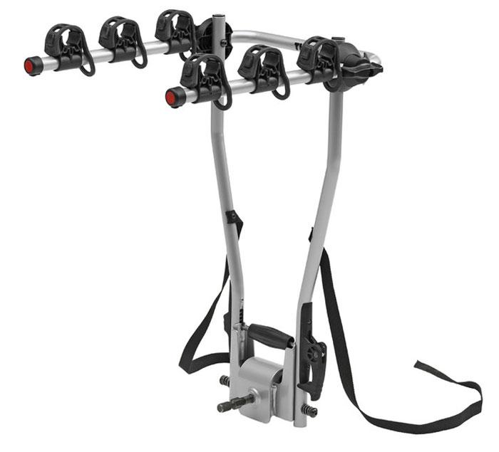 Велобагажник на фаркоп Thule HangOn, для 3 велосипедов, с функцией наклона. 972