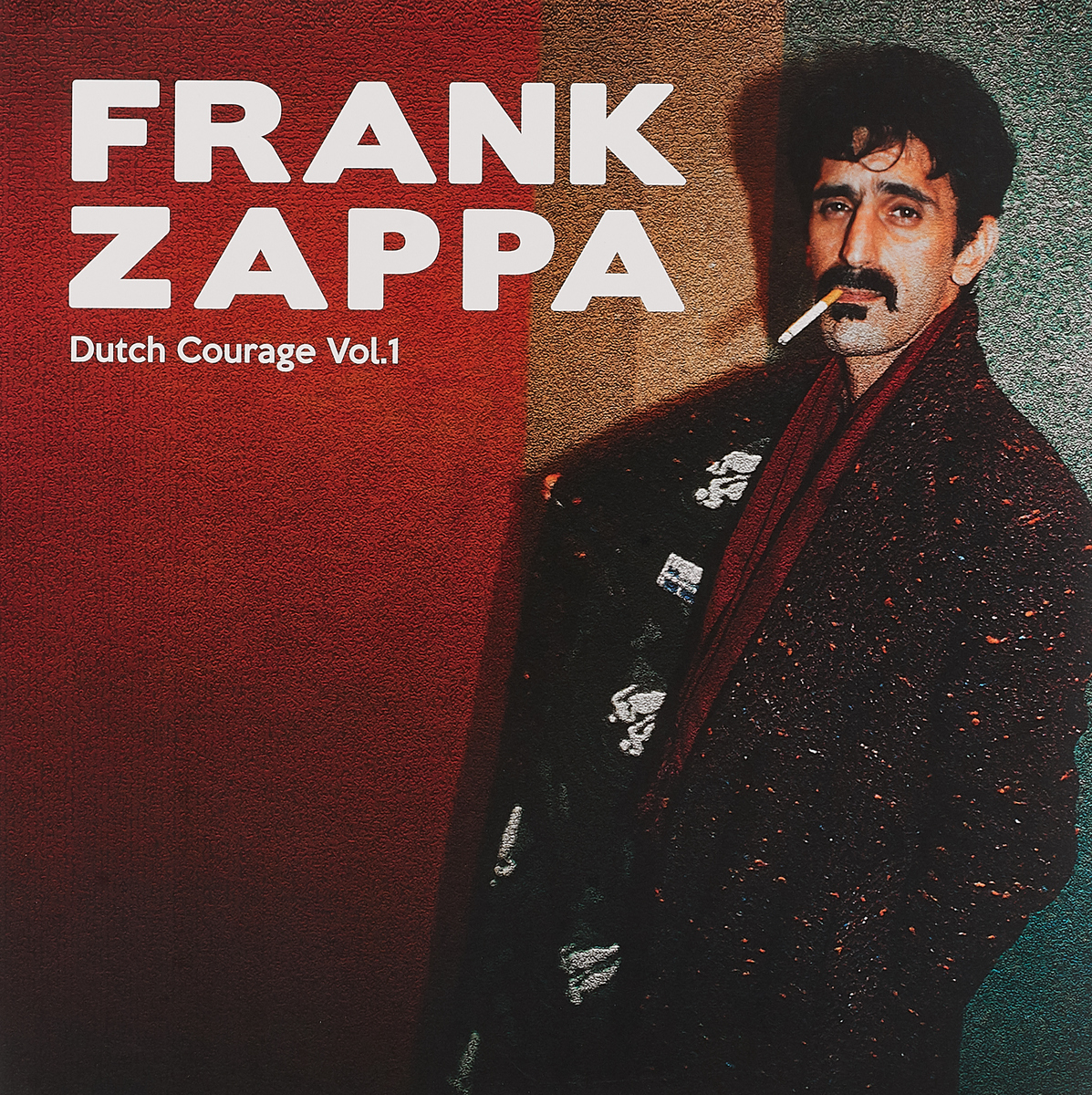 лучшая цена Фрэнк Заппа Frank Zappa. Dutch Courage Vol. 1 (2 LP)