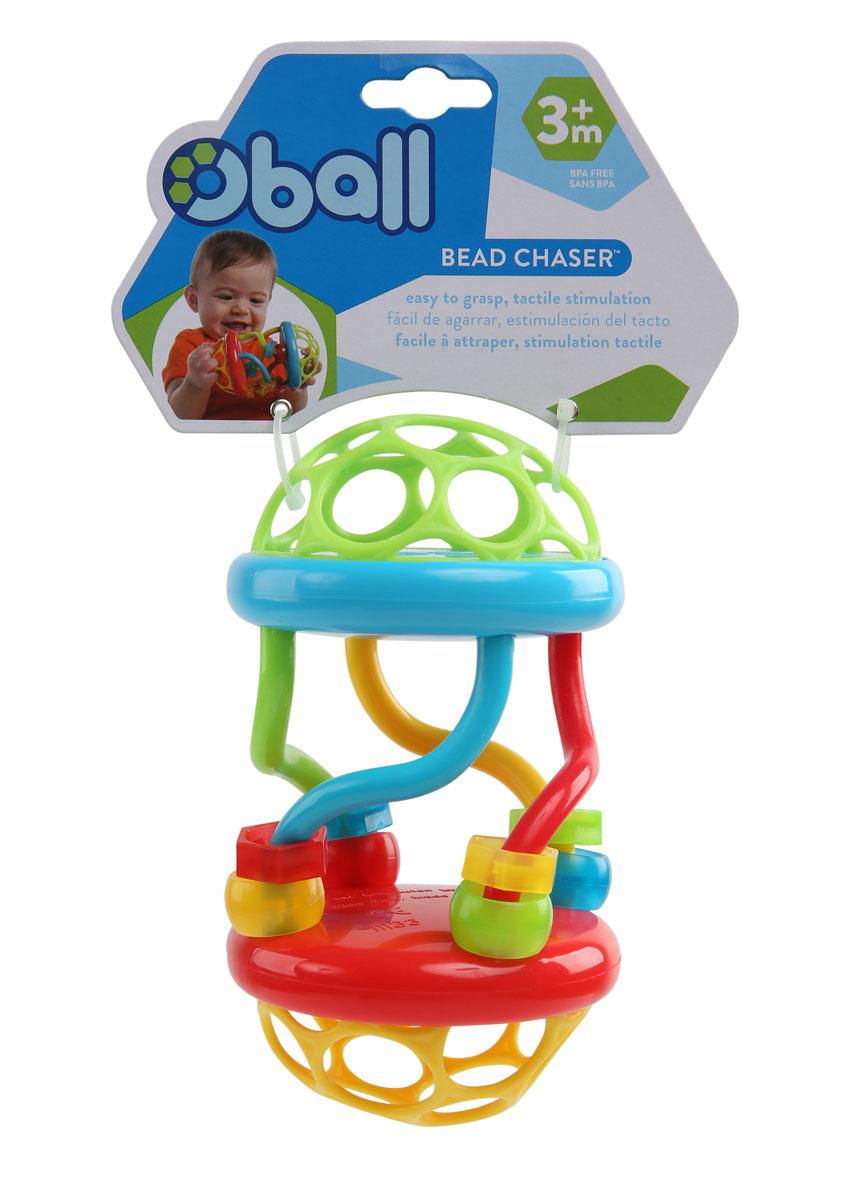 Развивающая игрушка Oball 11133 oball развивающая игрушка twist o round