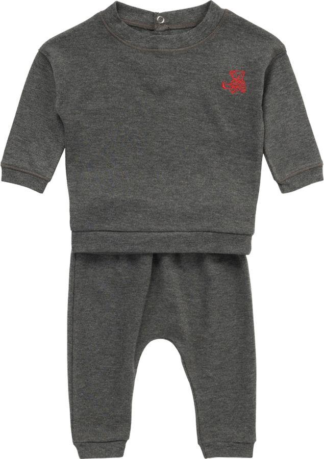 Комплект одежды ARTIE комплект одежды для мальчика artie футболка брюки цвет серый темно серый 054055 сер сер пол размер 92