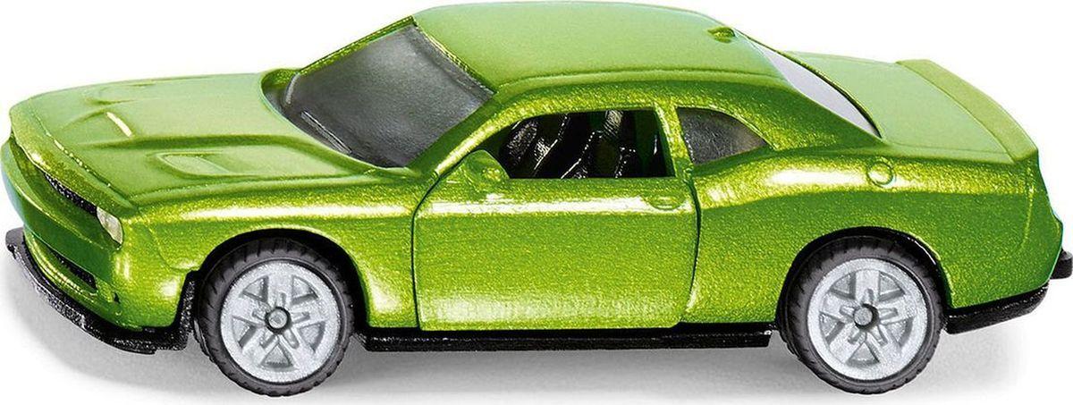 Siku Машинка Dodge Challenger SRT Hellcat все цены