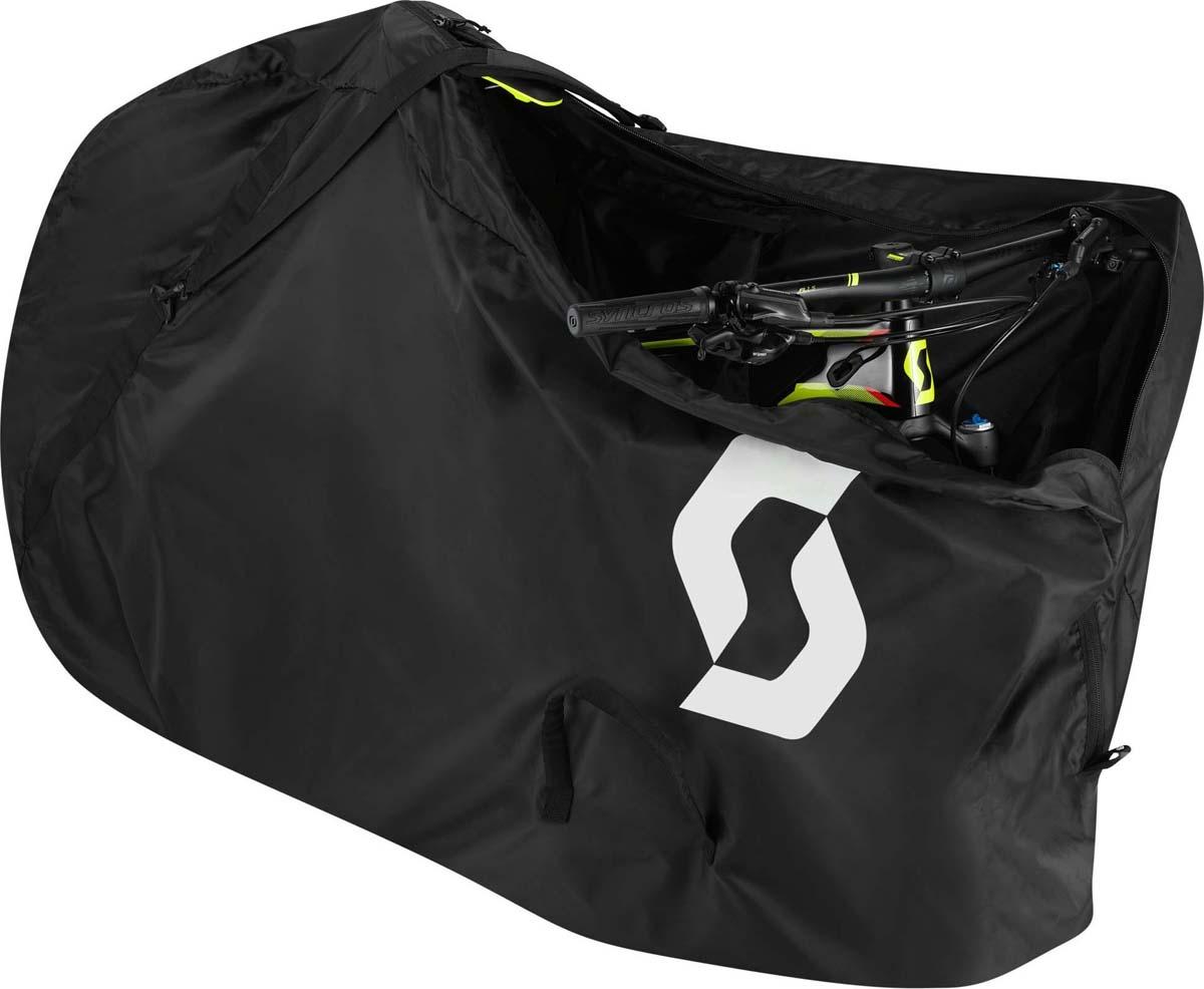 Чехол для велосипеда Scott Sleeve, цвет: черный