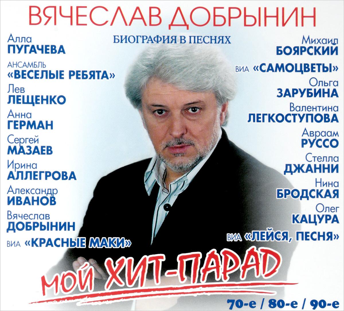 Вячеслав Добрынин Добрынин Вячеслав. Мой хит-парад - 70-е/ 80-е/ 90-е ролики 80 е