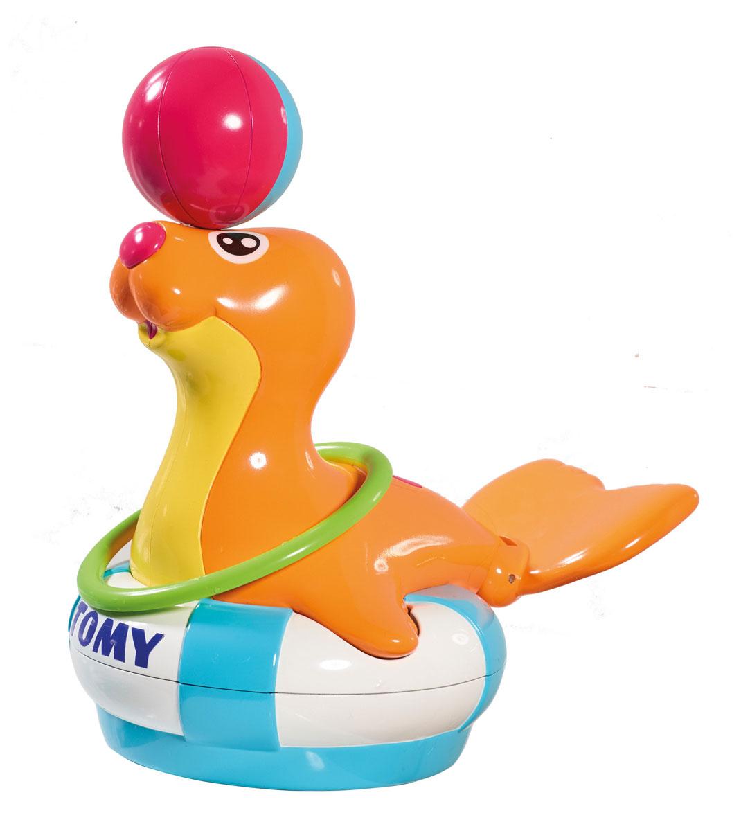 Tomy Игрушка для ванной Морской котик Сэнди