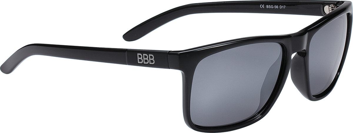 """Очки солнцезащитные велосипедные BBB """"2018 Town PZ PC Mirror Polarised Lenses"""", цвет: черный"""