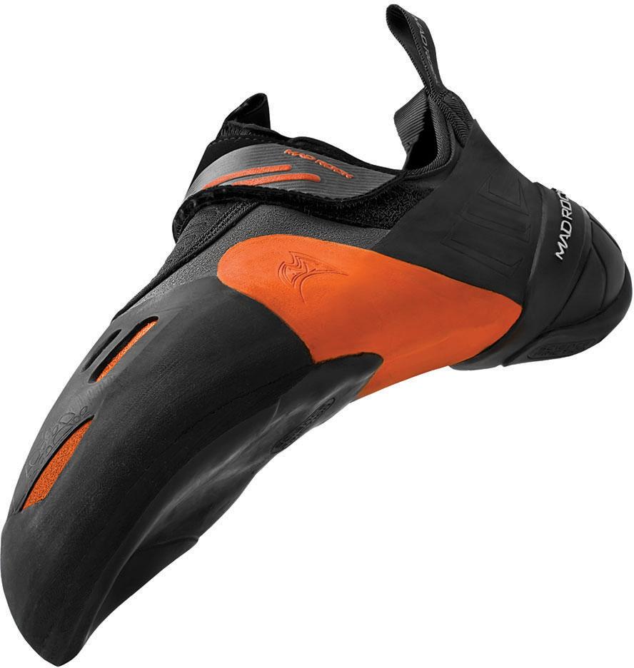 Скальники детские Mad Rock Shark 2.0, цвет: оранжевый. Размер 4 (34,5)