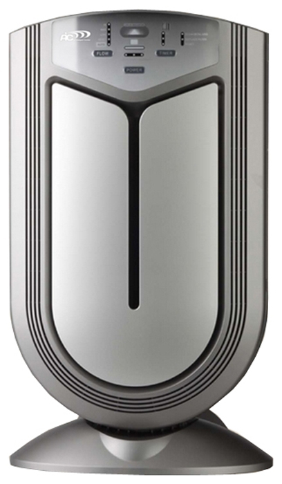 AIC XJ-3800А-1 очиститель воздухаAIC XJ3800А1Воздухоочиститель AIC XJ-3800А-1 современный прибор, созданный на основе передовых технологий и инноваций. В результате многочисленных испытаний различных методов и систем фильтрации были выбраны лучшие технологии и материалы для изготовления фильтрующих элементов для данного прибора. Предназначен для очистки воздуха в помещении от различных загрязнений, такие как пыль, аллергены, запахи, взвеси, табачный дым, гарь, аэрозоли и мельчайшие частицы. Может быть использован в местах общего пользования, офисах, серверных, небольших производственных помещениях (с неагрессивной средой) и коммерческих помещениях. Основные характеристики модели: • 7-ступенчатая система очистки воздуха • Наличие режима контроля качества воздуха • Встроенные датчики, реагирующие на наличие в воздухе пыли, запахов или аллергенов • Применение плазменной технологии очистки • Использование дополнительной УФ-очистки • Регулирование производительности очистителя в 5 режимах • Выработка отрицательно заряженных ионов • Применение фотокатализа • Использование в конструкции очистителя эффективного HEPA-фильтра с активным слоем карбона • Эффективность очистки воздуха от взвешенных частиц составляет 99,97% • Из воздуха удаляется пыль, аллергены, запахи, в том числе запах сигаретного дыма • Очистка или замена фильтров производится по сигналу датчика • Фильтрация частиц размером от 0,1 до 0,03 микрона • Дополнительное удобство использования очистителя достигается благодаря наличию встроенного таймера, а также возможно...