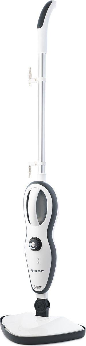 лучшая цена Парогенератор Kitfort КТ-1008, White Gray