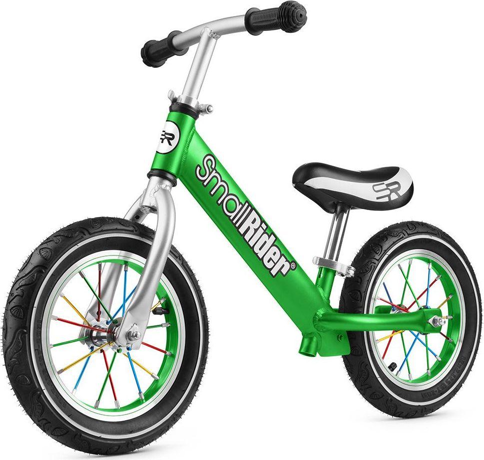 беговелы Small Rider Беговел детский Foot Racer Air цвет зеленый