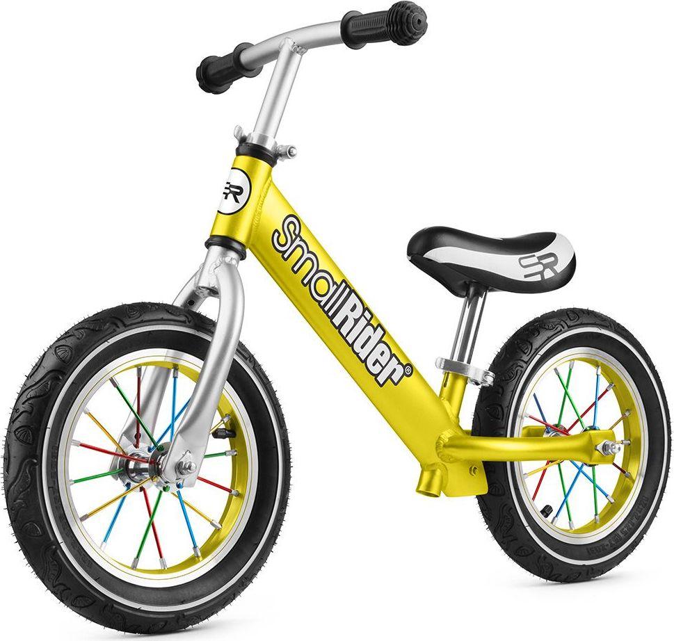 беговелы Small Rider Беговел детский Foot Racer Air цвет золотистый