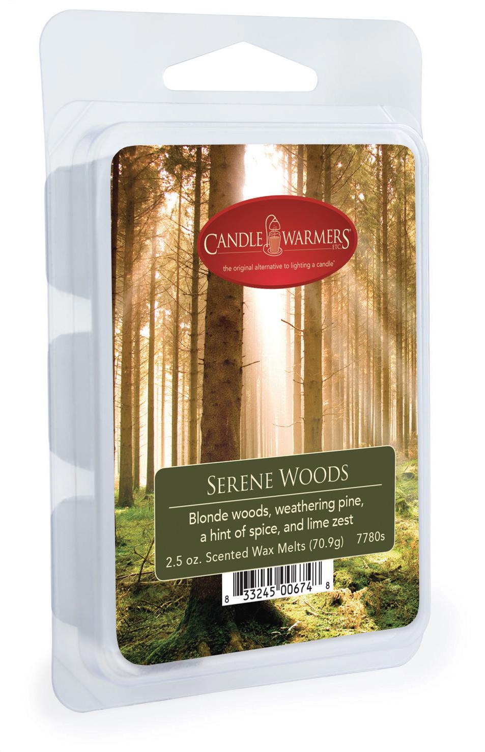 Воск ароматический Candle Warmers
