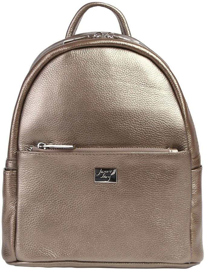 4878b0dd4728 Рюкзак женский Jane's Story, цвет: бронзовый. JX-6003-26 — купить в интернет-магазине  OZON.ru с быстрой доставкой