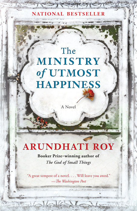The Ministry of Utmost Happiness beyond the mountains