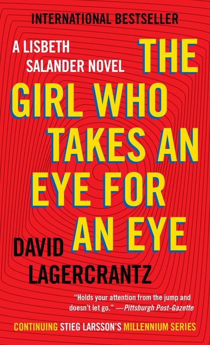 The Girl Who Takes an Eye for an Eye wonderment the lisbeth zwerger collection