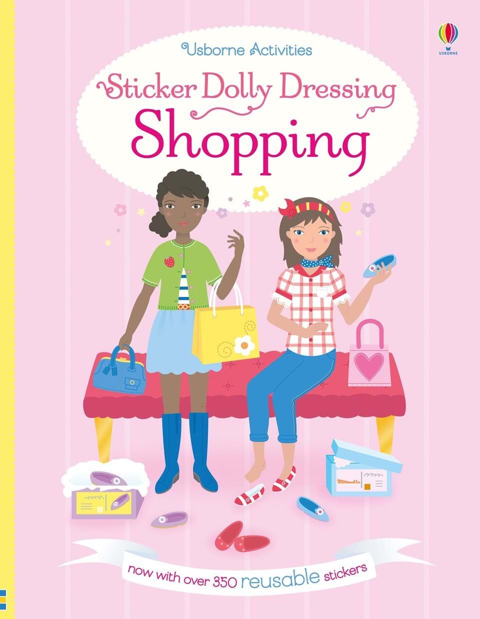 Sticker Dolly Dressing Shopping sticker dolly dressing around the world