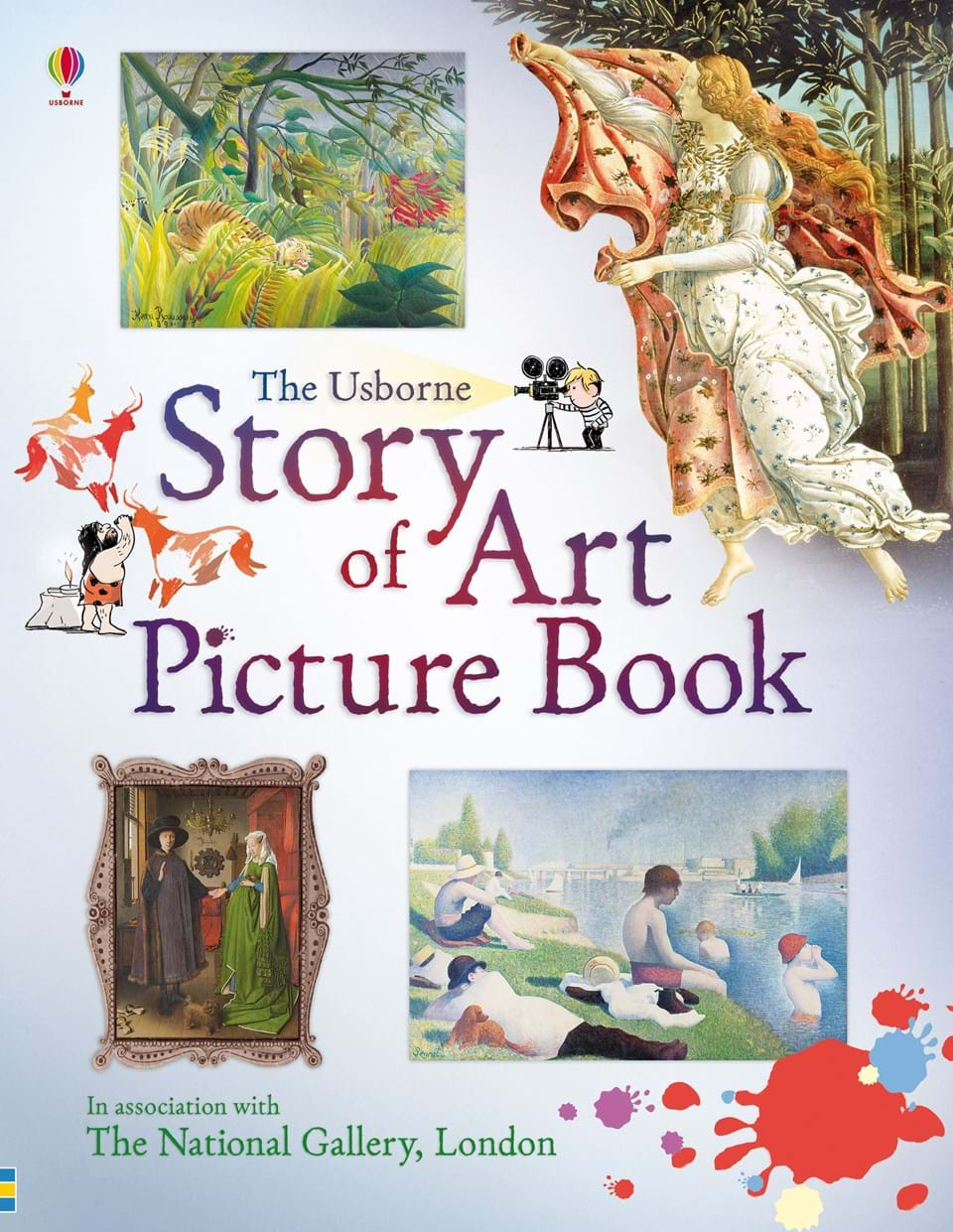 Story of art picture book story of london picture book