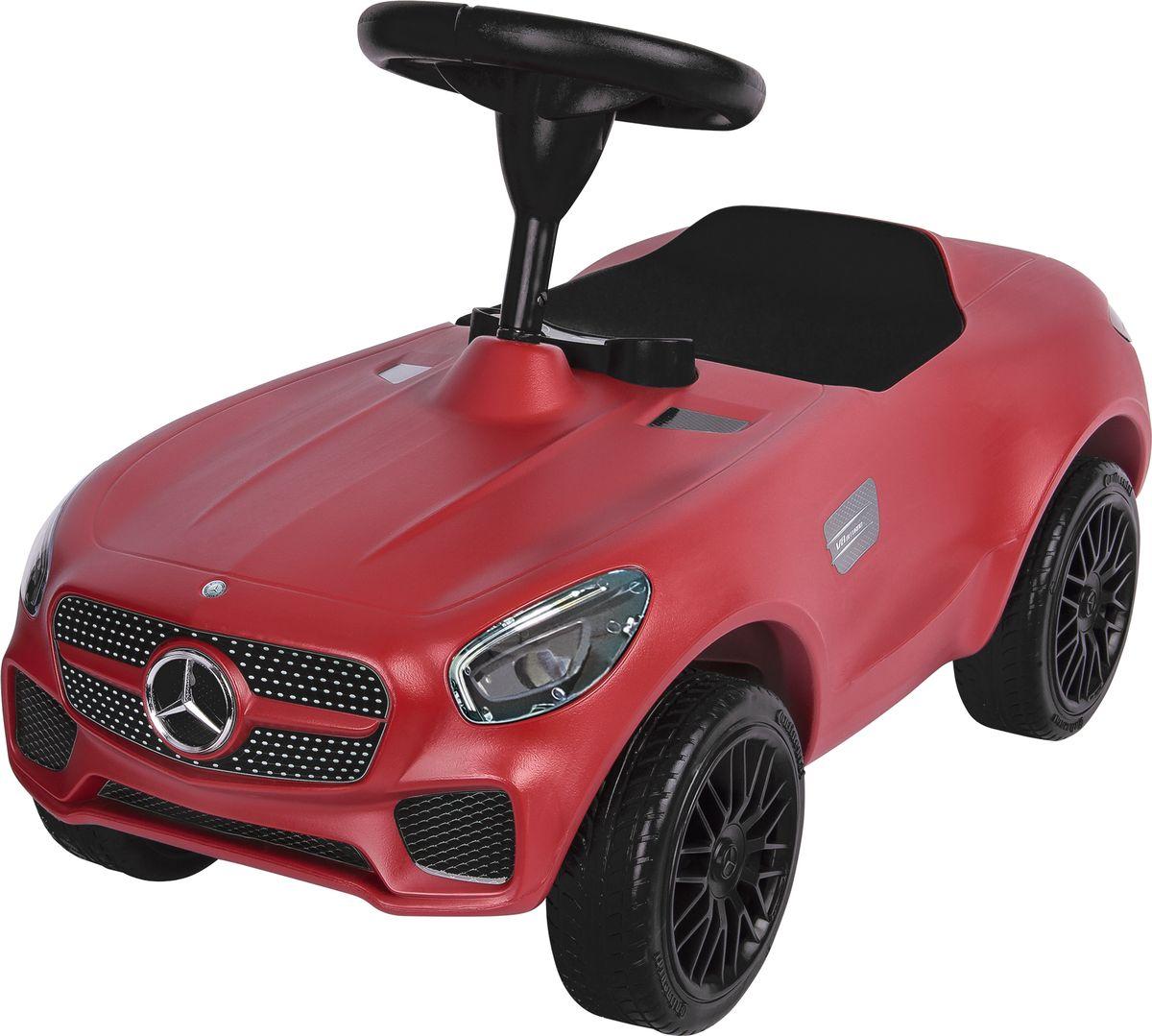 Big Машинка-каталка Premium AMG GT