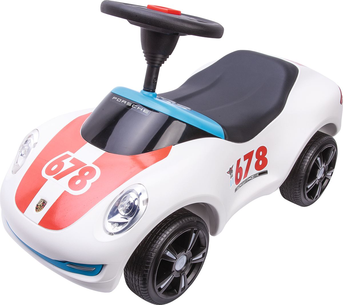 Big Машинка-каталка Premium Porsche