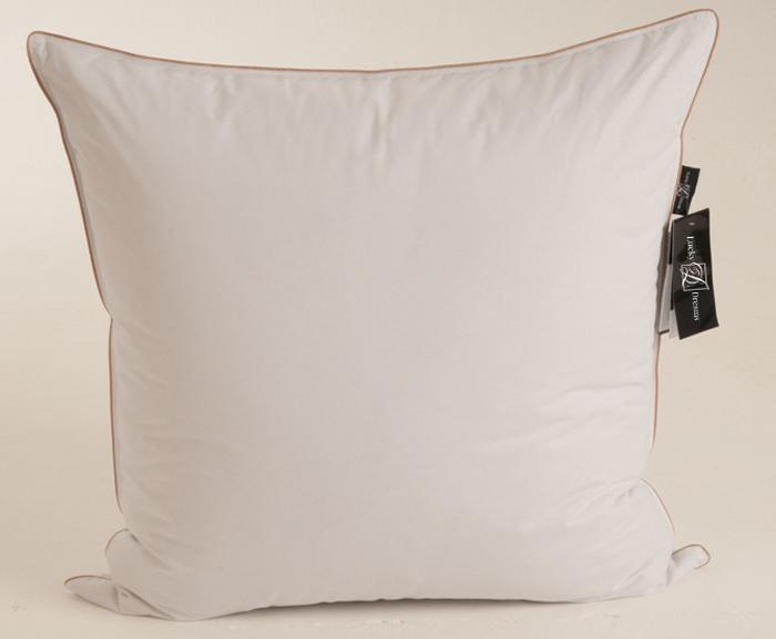 Подушка Lucky Dreams Comfort, батист, наполнитель: гусиный пух 1 категории, 68 х 68см подушка ecotex эдда наполнитель пух 68 х 68 см