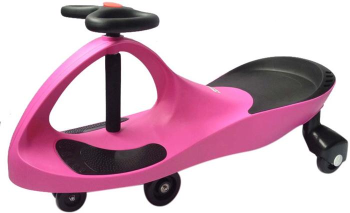 купить Машинка-каталка Everflo Smart Car Pink М001-2 по цене 1692 рублей