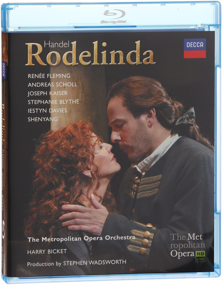 George Frideric Handel, Renee Fleming: Rodelinda (Blu-ray)