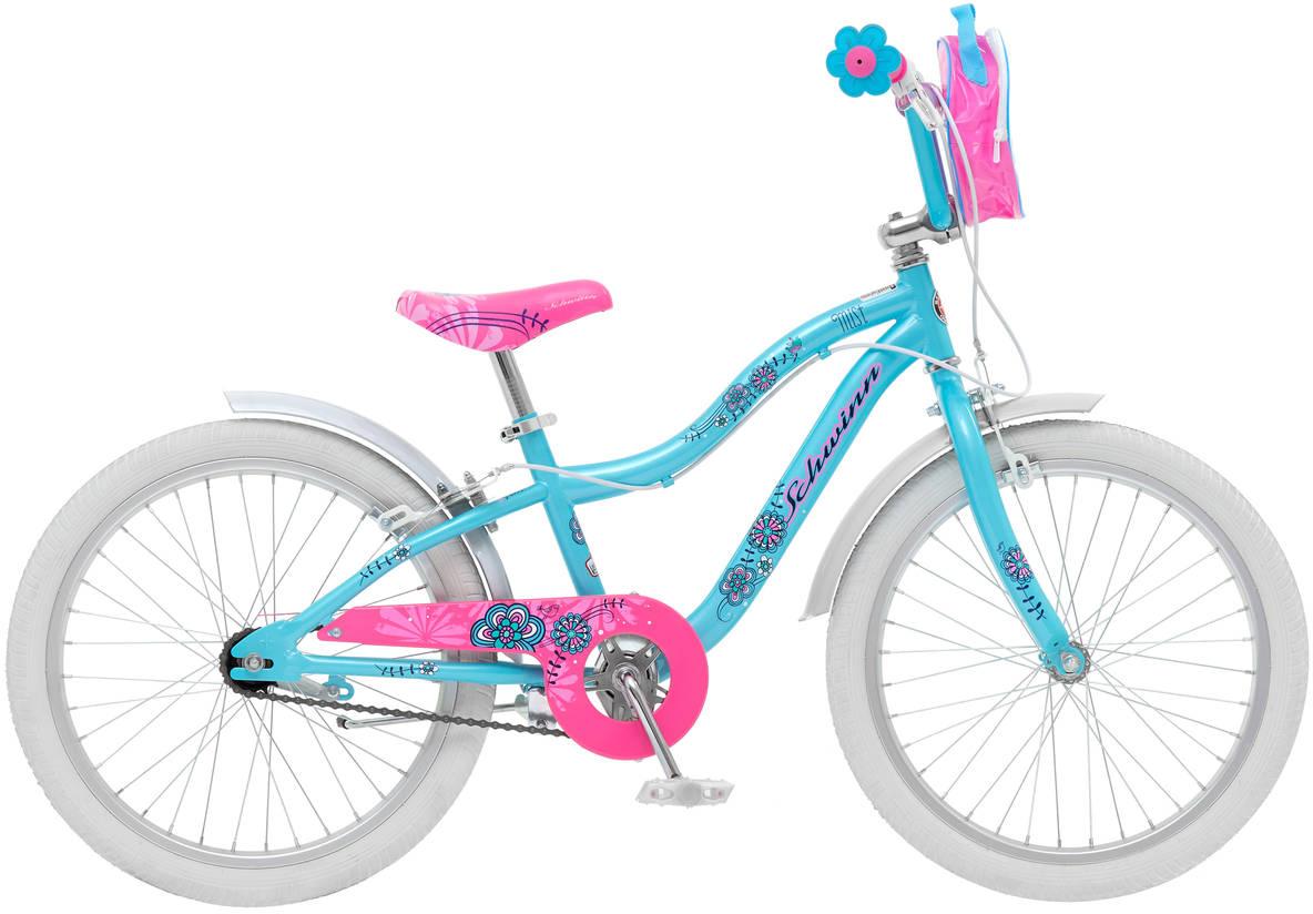 Велосипед детский Schwinn Mist, колесо 20, цвет: небесно-голубой