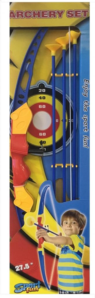 Toy Target Игровой набор Лук и стрелы