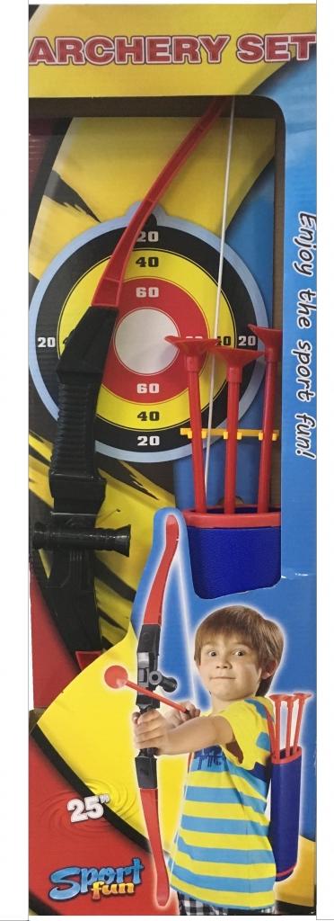Toy Target Игровой набор Лук и стрелы с колчаном