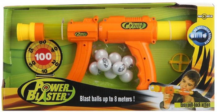 Toy Target Игрушечное оружие Power Blaster 22013 toy target игрушечное оружие sweet heart breaker 22017