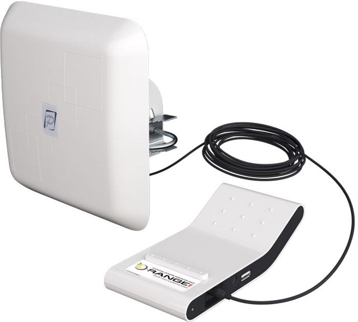 РЭМО Orange-2600 Plus, White усилитель сигнала мобильной связи РЭМО