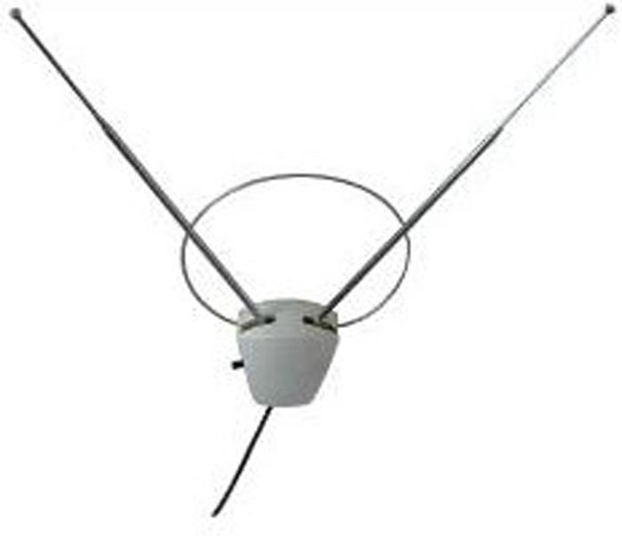 РЭМО BAS-5304-DX Viva, White комнатная ТВ-антенна (активная) цена и фото