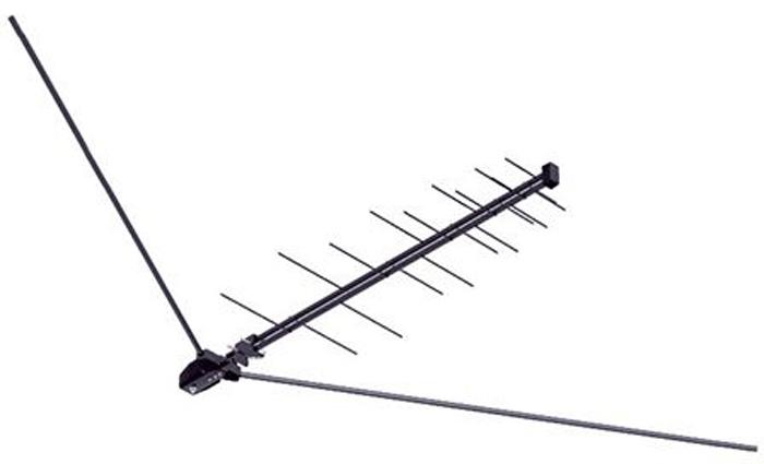 РЭМО Диметра-1011А, Black уличная ТВ-антенна (активная) цена и фото