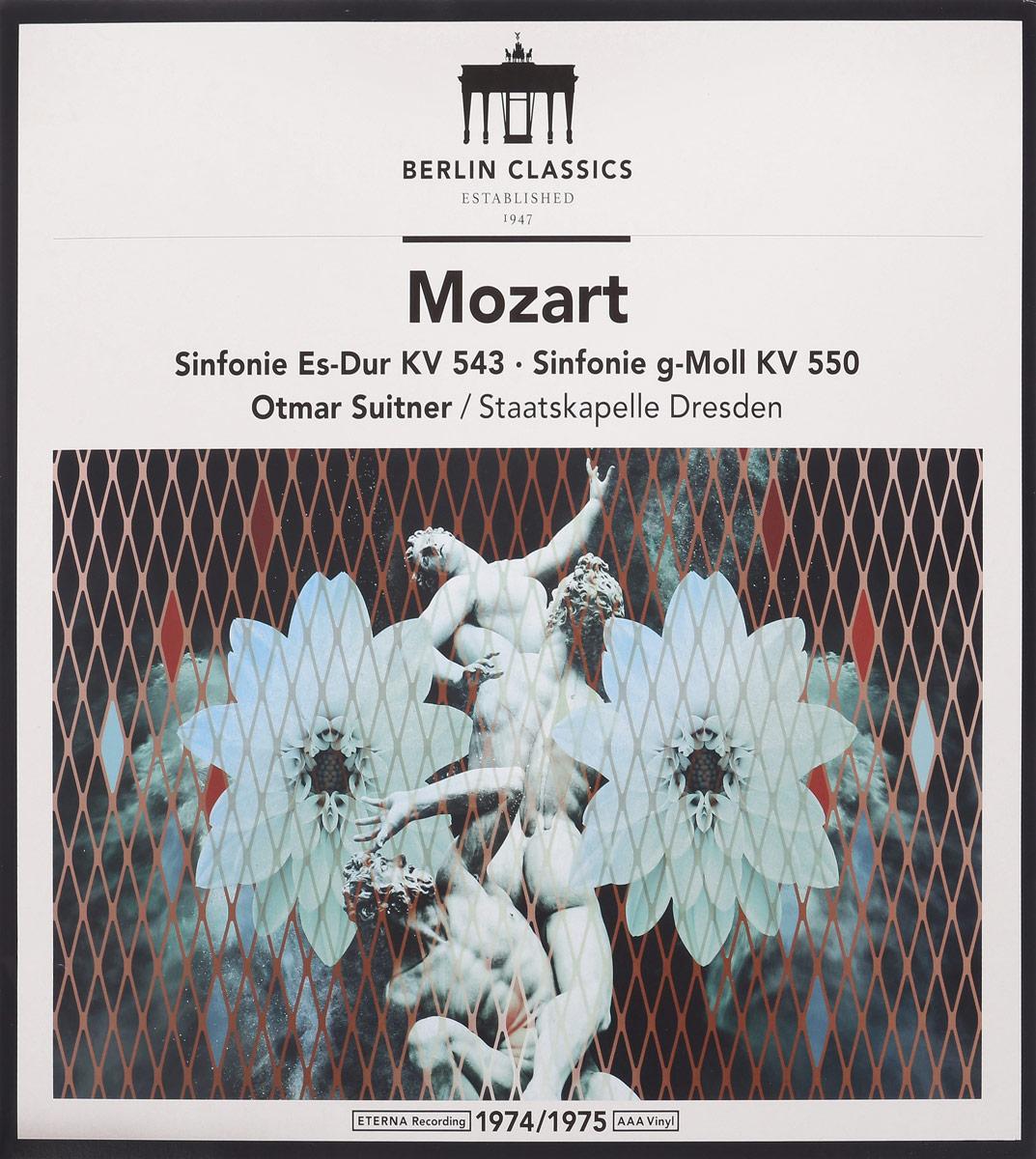 Staatskapelle Dresden Mozart. Staatskapelle Dresden (LP)