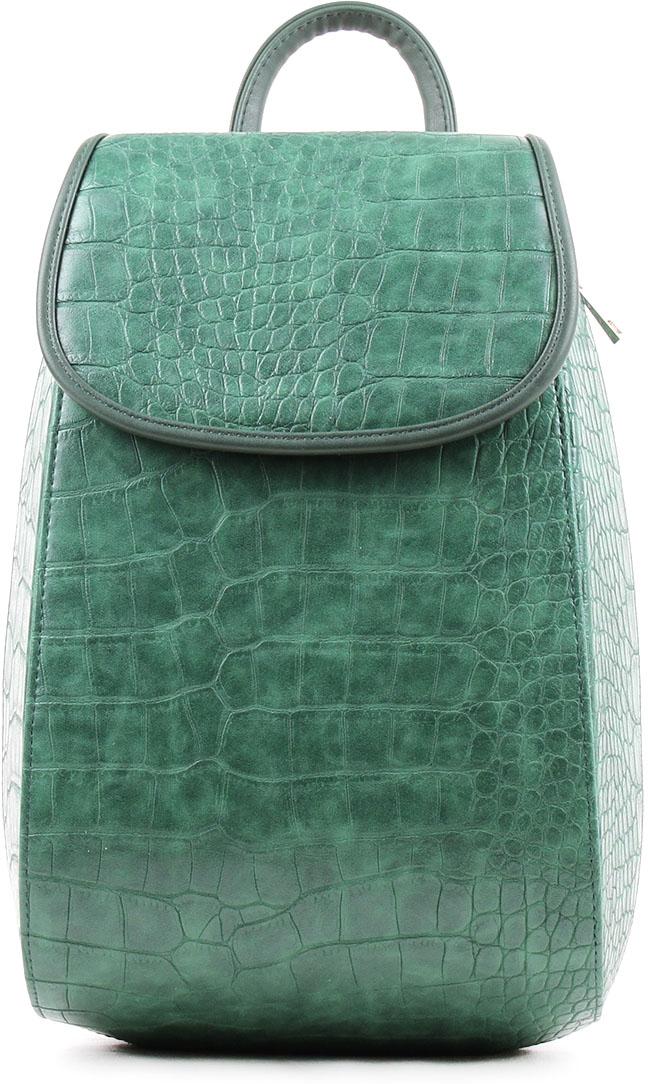 Рюкзак женский Медведково, цвет: зеленый. 18с2561-к14 рюкзак женский медведково цвет бежевый 16с3880 к14