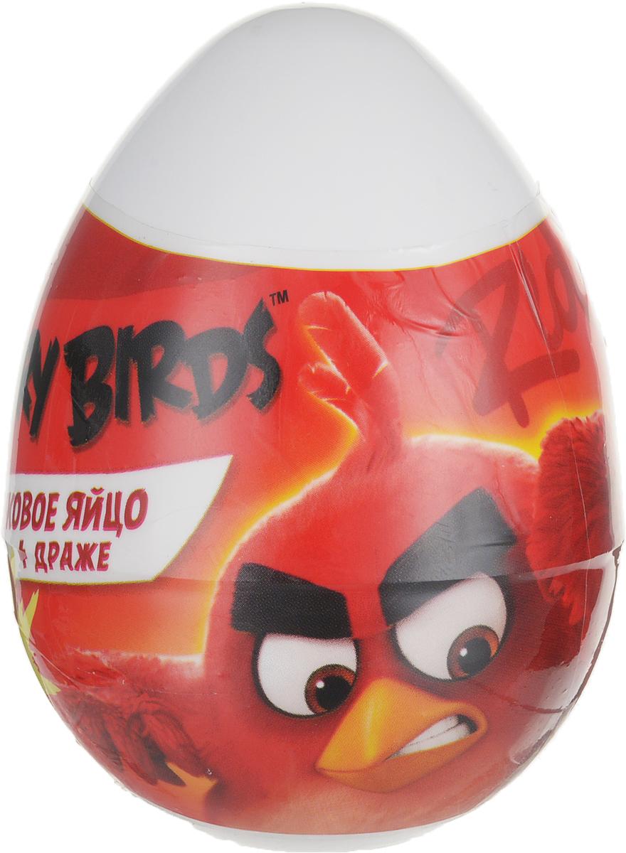 Angry Birds пластиковое яйцо с драже, 20 г цены онлайн