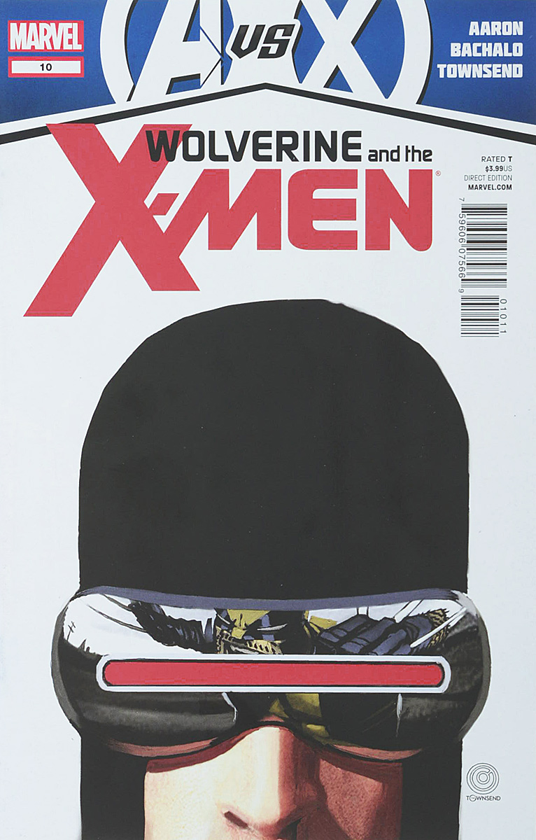 Jason Aaron, Chris Bachalo, Tim Townsend Wolverine and the X-Men #10