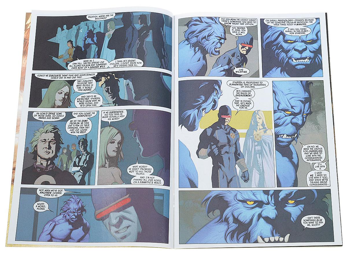 Secret Invasion: X-Men #4 Secret Invasion: X-Men #4. ...
