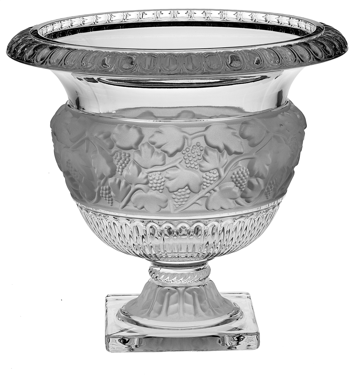 ваза crystal bohemia christie 25 5см хрусталь Ваза Crystal Bohemia Antique, на ножке, высота 25 см