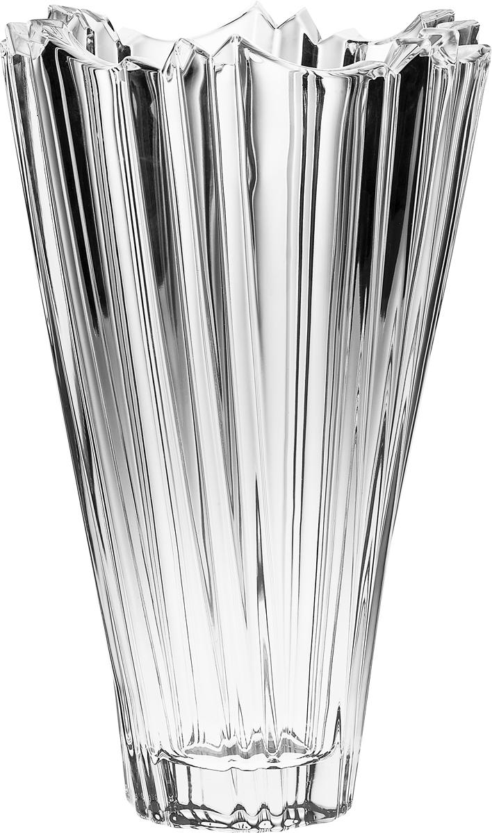 Ваза Crystal Bohemia Ikaros, высота 30,5 см ваза ikaros 30 5 см crystal bohemia ваза ikaros 30 5 см
