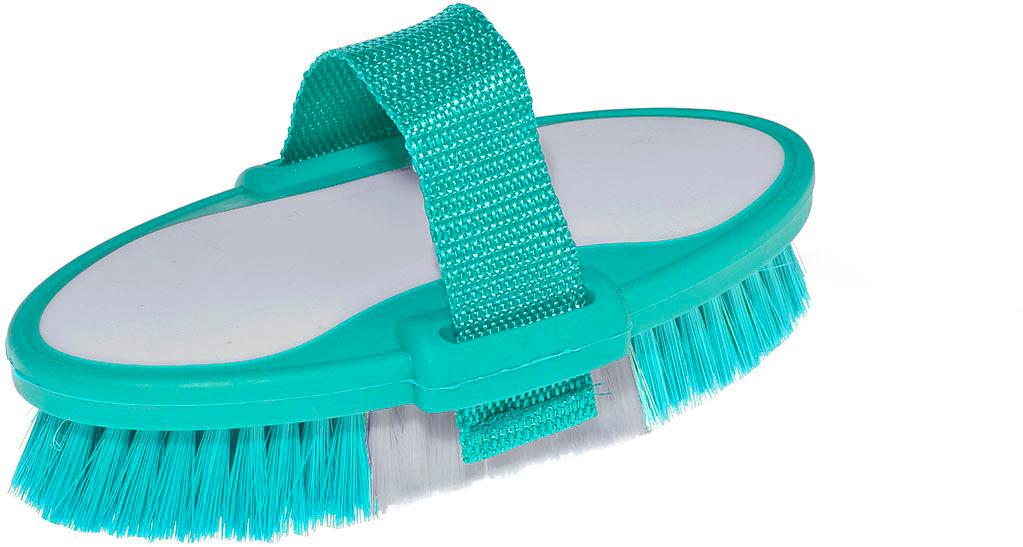 Еврощетка Youll Love, с ремешком, цвет в ассортименте52084Еврощетка, выполненная из полипропилена и нейлона, является универсальной щеткой для любых поверхностей, эффективно очищающей загрязнения. Оснащена удобным текстильным ремешком. Длина ворса: 3 см. Уважаемые клиенты! Обращаем ваше внимание на возможные изменения в цветовом дизайне, связанные с ассортиментом продукции. Поставка осуществляется в зависимости от наличия на складе.