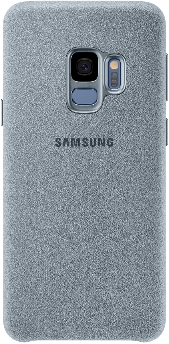Samsung AlcantaraCover чехол для Galaxy S9, Mint