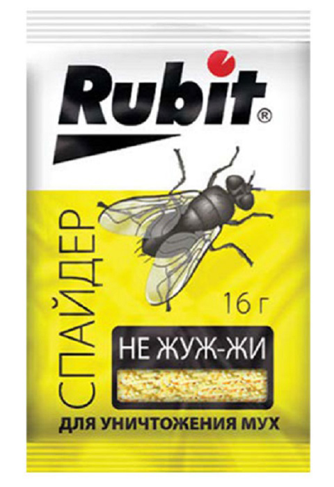 Приманка от мух Рубит