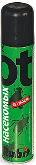 Аэрозоль от насекомых Рубит Дихлофос, без запаха, 180 мл аэрозоль универсальный от насекомых инсектицидный 180мл help
