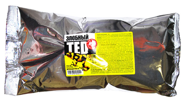 Средство от мух Злобный ТЭД, 1 кг средство от мух в помещении