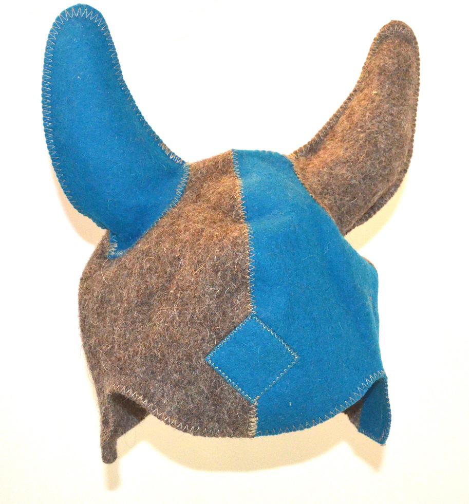 Колпак для сауны Ecology Sauna Викинг, цвет: синий, серый