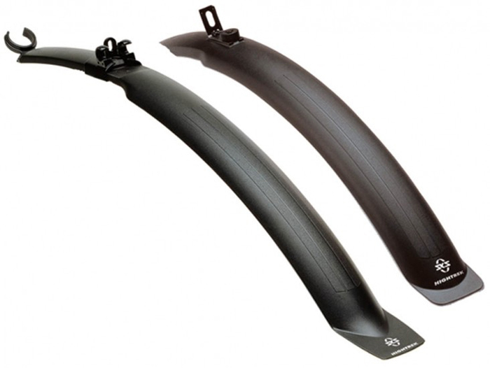 Комплект крыльев SKS Hightrek Junior, 20, цвет: черный