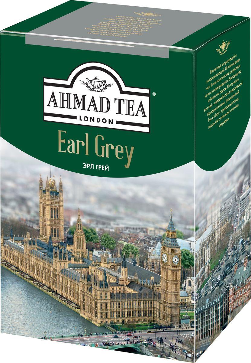 Ahmad Tea Earl Grey черный чай, 200 г ahmad tea earl grey черный листовой чай 100 г ж б