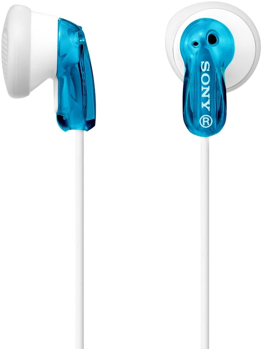 все цены на Sony MDR-E9LP, Blue наушники онлайн