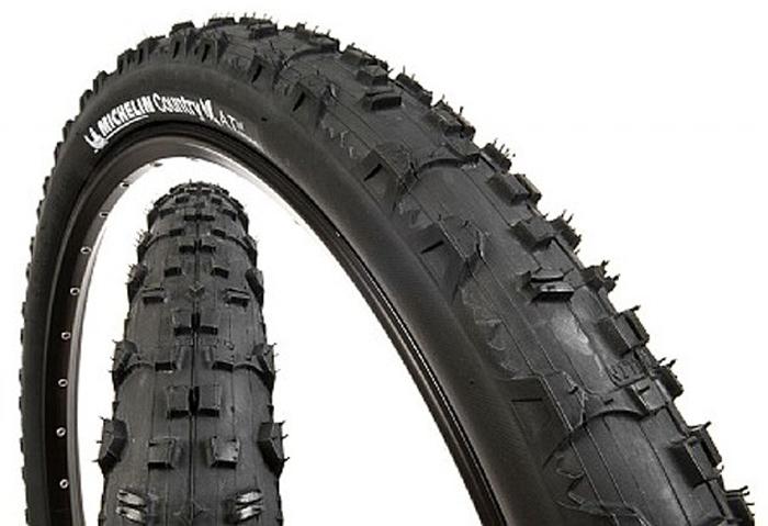 Покрышка Michelin Country A.T., 26 х 2,00MTB, цвет: черный